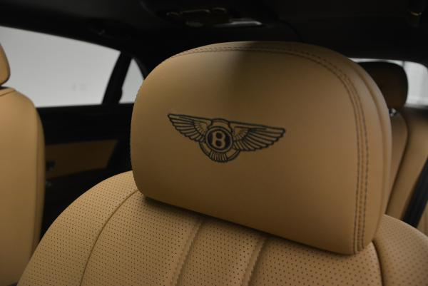 Used 2016 Bentley Flying Spur V8 for sale Sold at Bugatti of Greenwich in Greenwich CT 06830 22