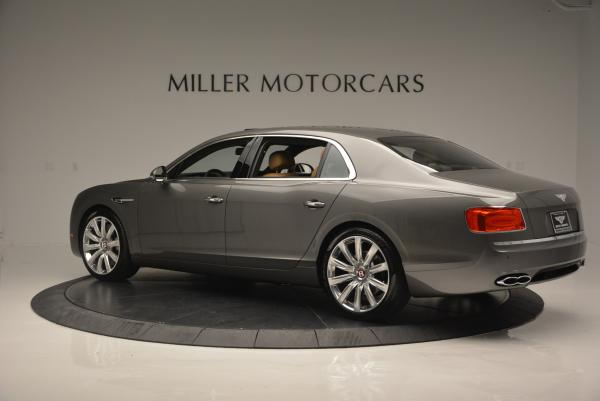 Used 2016 Bentley Flying Spur V8 for sale Sold at Bugatti of Greenwich in Greenwich CT 06830 4