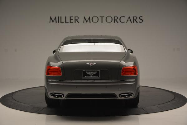 Used 2016 Bentley Flying Spur V8 for sale Sold at Bugatti of Greenwich in Greenwich CT 06830 6