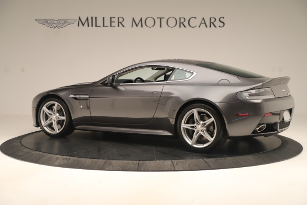 Used 2016 Aston Martin V8 Vantage GTS for sale Sold at Bugatti of Greenwich in Greenwich CT 06830 3