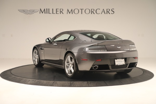 Used 2016 Aston Martin V8 Vantage GTS for sale Sold at Bugatti of Greenwich in Greenwich CT 06830 4