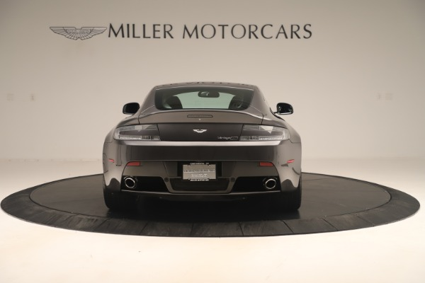 Used 2016 Aston Martin V8 Vantage GTS for sale Sold at Bugatti of Greenwich in Greenwich CT 06830 5