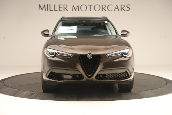 New 2019 Alfa Romeo Stelvio Ti Q4 for sale Sold at Bugatti of Greenwich in Greenwich CT 06830 12