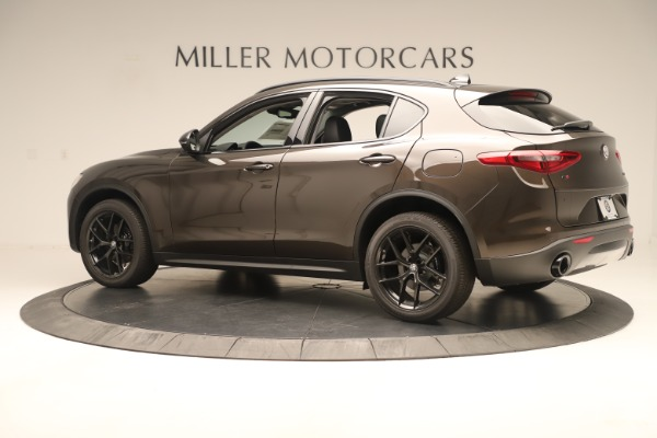New 2019 Alfa Romeo Stelvio Ti Q4 for sale Sold at Bugatti of Greenwich in Greenwich CT 06830 4