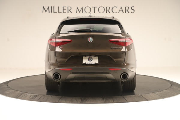 New 2019 Alfa Romeo Stelvio Ti Q4 for sale Sold at Bugatti of Greenwich in Greenwich CT 06830 6
