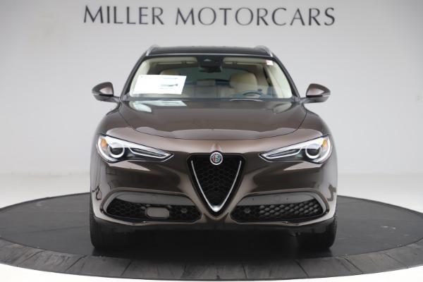 New 2019 Alfa Romeo Stelvio Ti Lusso Q4 for sale $54,790 at Bugatti of Greenwich in Greenwich CT 06830 12