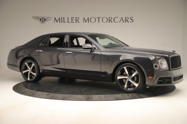 Used 2018 Bentley Mulsanne Speed Design Series for sale Sold at Bugatti of Greenwich in Greenwich CT 06830 10