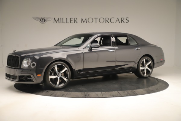 Used 2018 Bentley Mulsanne Speed Design Series for sale Sold at Bugatti of Greenwich in Greenwich CT 06830 2