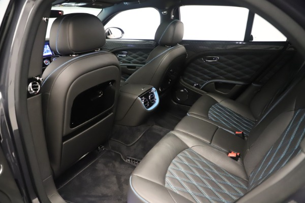 Used 2018 Bentley Mulsanne Speed Design Series for sale Sold at Bugatti of Greenwich in Greenwich CT 06830 22