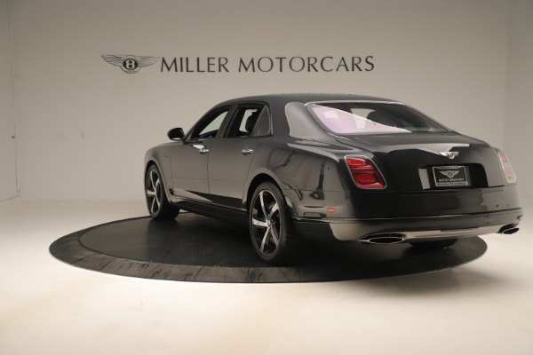 Used 2018 Bentley Mulsanne Speed Design Series for sale Sold at Bugatti of Greenwich in Greenwich CT 06830 5