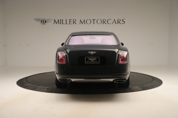 Used 2018 Bentley Mulsanne Speed Design Series for sale Sold at Bugatti of Greenwich in Greenwich CT 06830 6