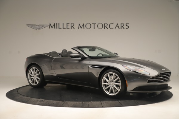 Used 2020 Aston Martin DB11 V8 for sale Sold at Bugatti of Greenwich in Greenwich CT 06830 10