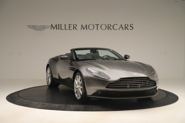 Used 2020 Aston Martin DB11 V8 for sale Sold at Bugatti of Greenwich in Greenwich CT 06830 11