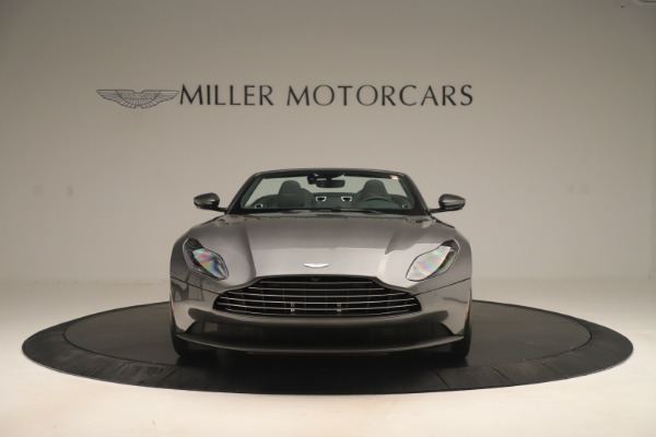 Used 2020 Aston Martin DB11 V8 for sale Sold at Bugatti of Greenwich in Greenwich CT 06830 12