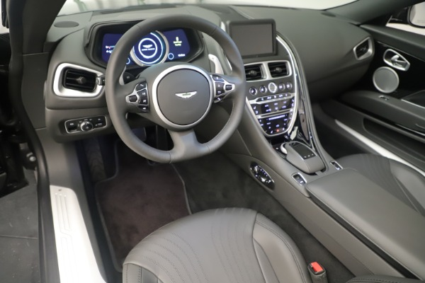 Used 2020 Aston Martin DB11 V8 for sale Sold at Bugatti of Greenwich in Greenwich CT 06830 14