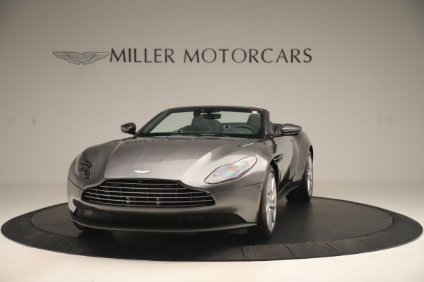 Used 2020 Aston Martin DB11 V8 for sale Sold at Bugatti of Greenwich in Greenwich CT 06830 2