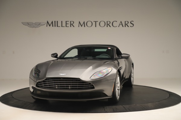 Used 2020 Aston Martin DB11 V8 for sale Sold at Bugatti of Greenwich in Greenwich CT 06830 23