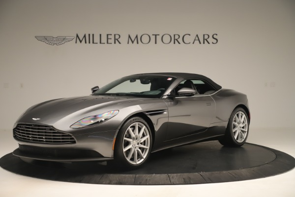 Used 2020 Aston Martin DB11 V8 for sale Sold at Bugatti of Greenwich in Greenwich CT 06830 24