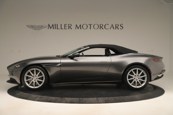 Used 2020 Aston Martin DB11 V8 for sale Sold at Bugatti of Greenwich in Greenwich CT 06830 25