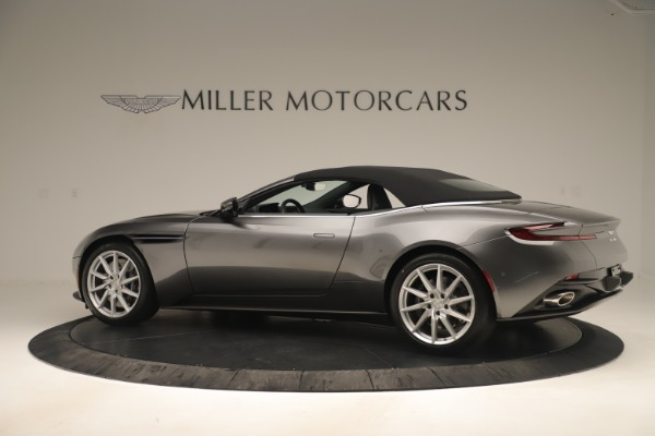 Used 2020 Aston Martin DB11 V8 for sale Sold at Bugatti of Greenwich in Greenwich CT 06830 26