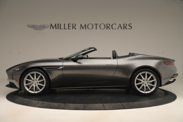 Used 2020 Aston Martin DB11 V8 for sale Sold at Bugatti of Greenwich in Greenwich CT 06830 3