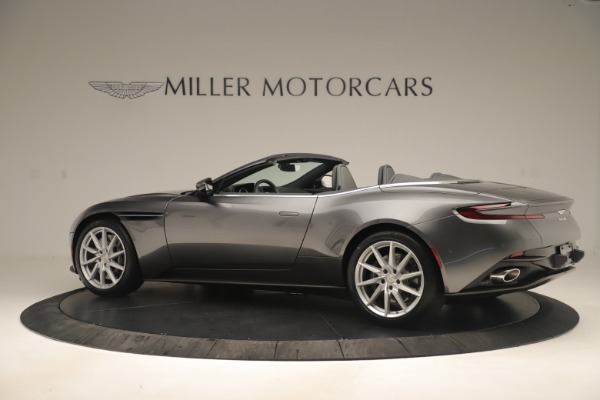 Used 2020 Aston Martin DB11 V8 for sale Sold at Bugatti of Greenwich in Greenwich CT 06830 4