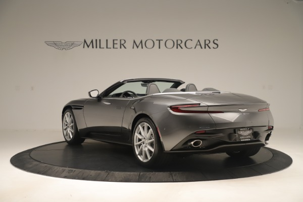 Used 2020 Aston Martin DB11 V8 for sale Sold at Bugatti of Greenwich in Greenwich CT 06830 5