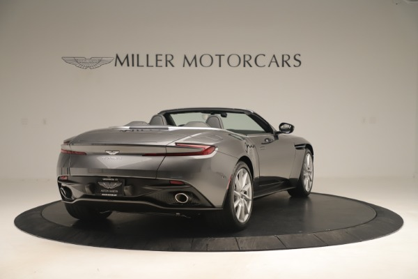 Used 2020 Aston Martin DB11 V8 for sale Sold at Bugatti of Greenwich in Greenwich CT 06830 7