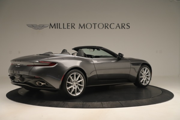 Used 2020 Aston Martin DB11 V8 for sale Sold at Bugatti of Greenwich in Greenwich CT 06830 8