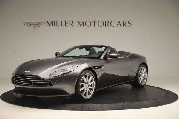 Used 2020 Aston Martin DB11 V8 for sale Sold at Bugatti of Greenwich in Greenwich CT 06830 1