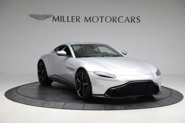 New 2020 Aston Martin Vantage Coupe for sale $207,072 at Bugatti of Greenwich in Greenwich CT 06830 10