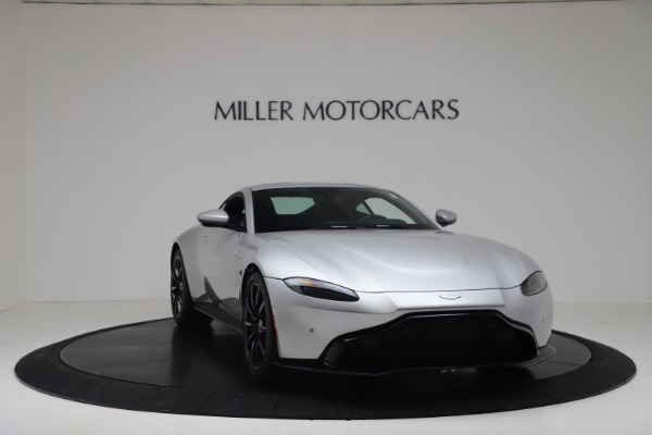 New 2020 Aston Martin Vantage Coupe for sale $207,072 at Bugatti of Greenwich in Greenwich CT 06830 12
