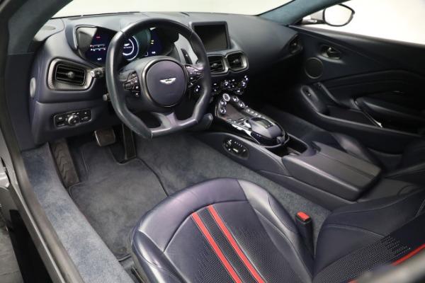 New 2020 Aston Martin Vantage Coupe for sale $207,072 at Bugatti of Greenwich in Greenwich CT 06830 13