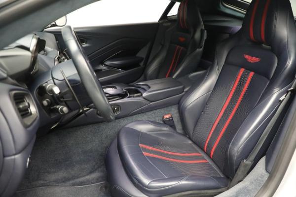 New 2020 Aston Martin Vantage Coupe for sale $207,072 at Bugatti of Greenwich in Greenwich CT 06830 15
