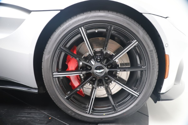 New 2020 Aston Martin Vantage Coupe for sale $207,072 at Bugatti of Greenwich in Greenwich CT 06830 20