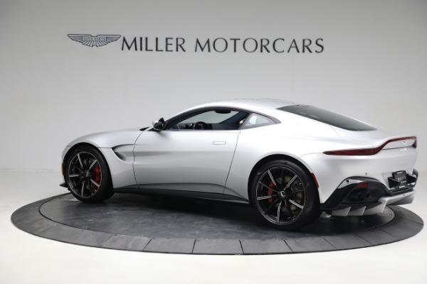 New 2020 Aston Martin Vantage Coupe for sale $207,072 at Bugatti of Greenwich in Greenwich CT 06830 3