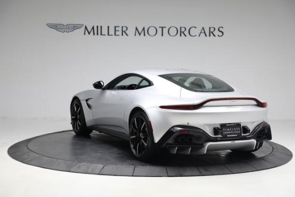 New 2020 Aston Martin Vantage Coupe for sale $207,072 at Bugatti of Greenwich in Greenwich CT 06830 4