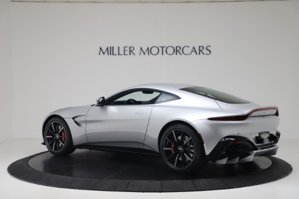 New 2020 Aston Martin Vantage Coupe for sale $207,072 at Bugatti of Greenwich in Greenwich CT 06830 5