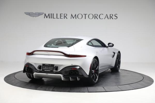 New 2020 Aston Martin Vantage Coupe for sale $207,072 at Bugatti of Greenwich in Greenwich CT 06830 6