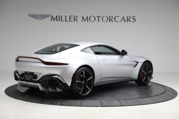 New 2020 Aston Martin Vantage Coupe for sale $207,072 at Bugatti of Greenwich in Greenwich CT 06830 7
