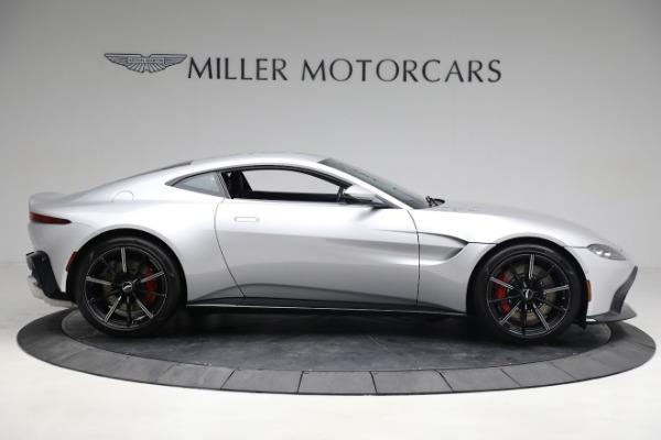 New 2020 Aston Martin Vantage Coupe for sale $207,072 at Bugatti of Greenwich in Greenwich CT 06830 8