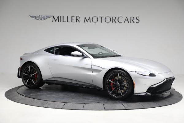 New 2020 Aston Martin Vantage Coupe for sale $207,072 at Bugatti of Greenwich in Greenwich CT 06830 9
