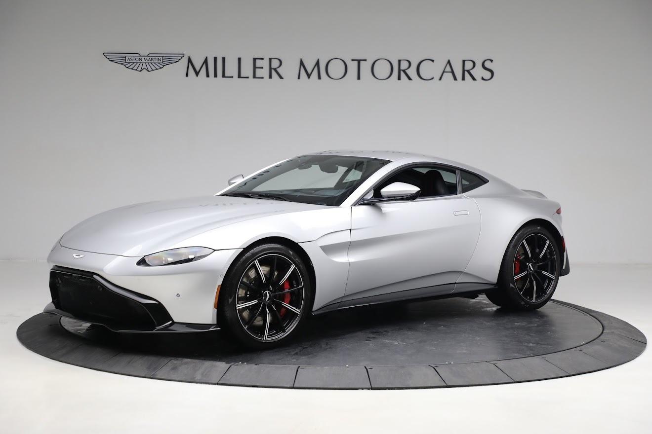 New 2020 Aston Martin Vantage Coupe for sale $207,072 at Bugatti of Greenwich in Greenwich CT 06830 1