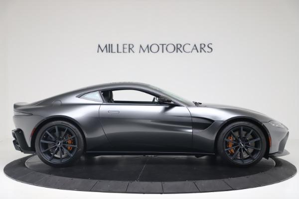 New 2020 Aston Martin Vantage Coupe for sale $193,154 at Bugatti of Greenwich in Greenwich CT 06830 10