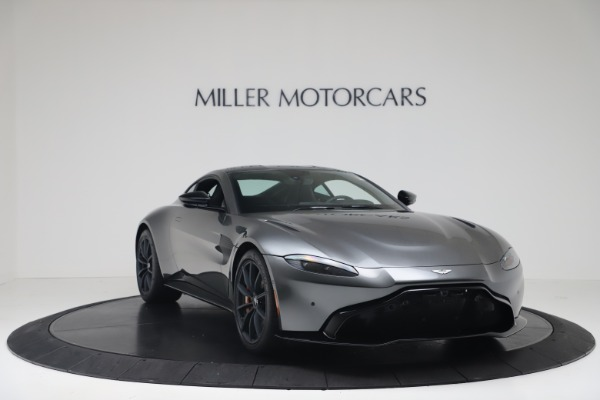 New 2020 Aston Martin Vantage Coupe for sale Sold at Bugatti of Greenwich in Greenwich CT 06830 12