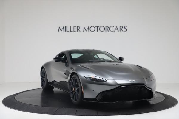 New 2020 Aston Martin Vantage Coupe for sale $193,154 at Bugatti of Greenwich in Greenwich CT 06830 12