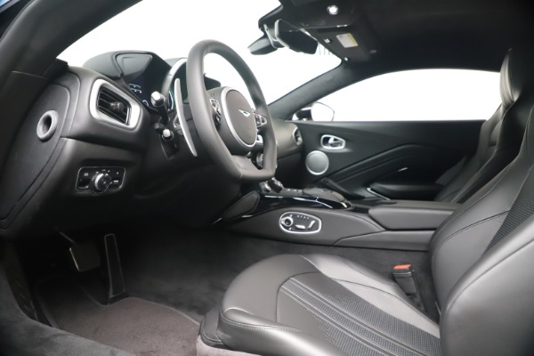 New 2020 Aston Martin Vantage Coupe for sale $193,154 at Bugatti of Greenwich in Greenwich CT 06830 14