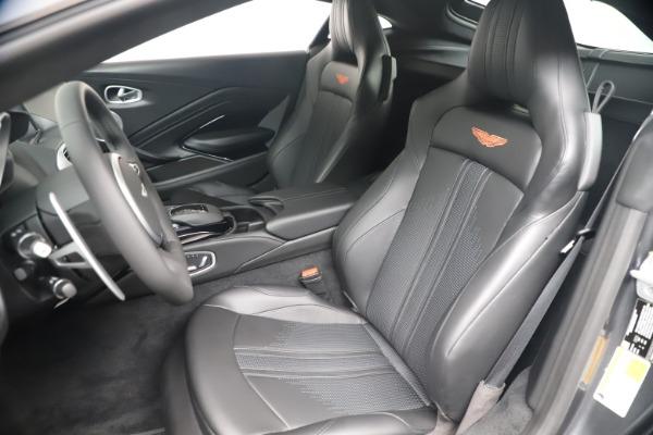 New 2020 Aston Martin Vantage Coupe for sale $193,154 at Bugatti of Greenwich in Greenwich CT 06830 15