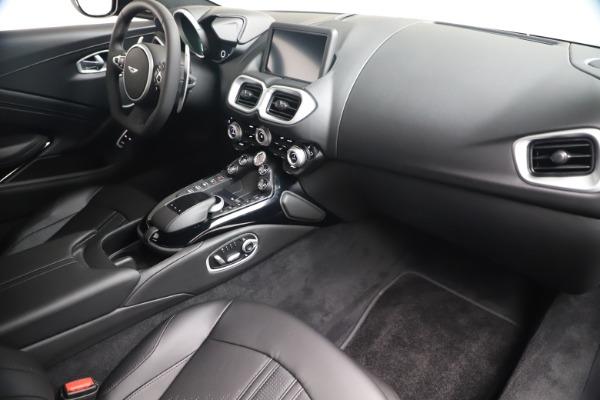 New 2020 Aston Martin Vantage Coupe for sale $193,154 at Bugatti of Greenwich in Greenwich CT 06830 17