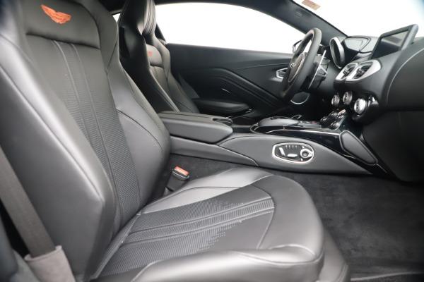 New 2020 Aston Martin Vantage Coupe for sale $193,154 at Bugatti of Greenwich in Greenwich CT 06830 18